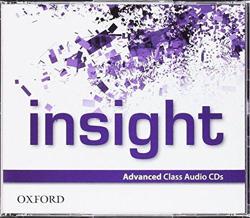 9780194011006: insight: Advanced: Class CDs (3)