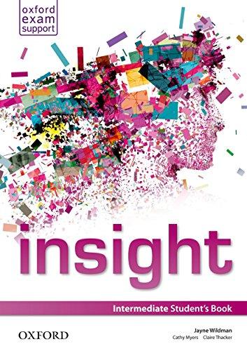 9780194011082: Insight. Intermediate. Student's book. Con espansione online. Per le Scuole superiori