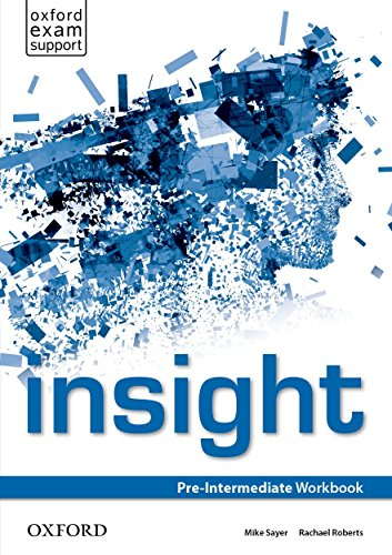 9780194011129: Insight Pre-Intermediate. Workbook