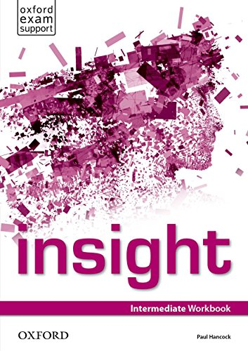 9780194011136: Insight: Intermediate: Workbook