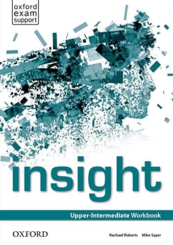 9780194011143: Insight Upper-Intermediate: Work Book