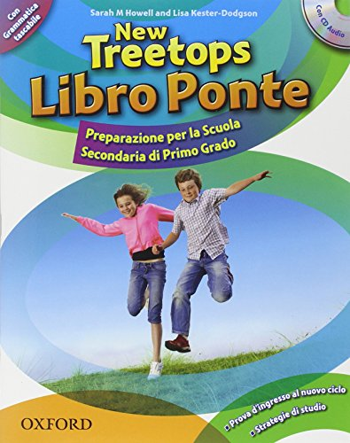 9780194011877: TREETOPS NEW: LIBRO PONTE: BOOK&POCKET GRAMMAR + CD
