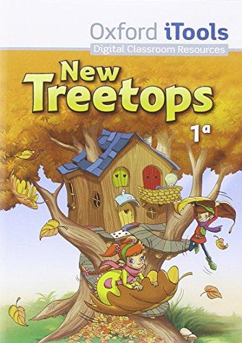 9780194012676: New Treetops 1: Tch Itools