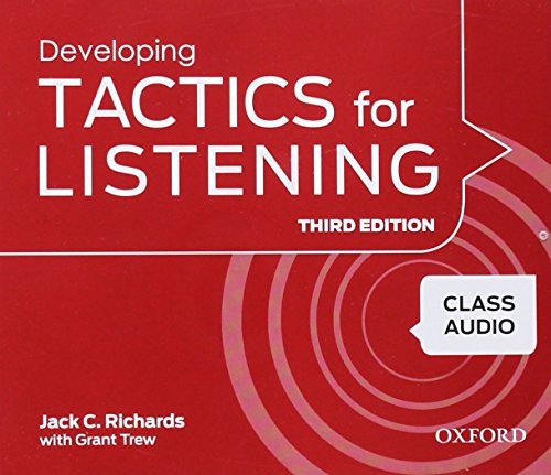 9780194013888: Tactics for Listening: Class Audio 2 3rd Edition