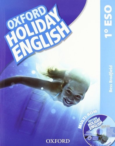 9780194014502: Holiday English 1º ESO: Student's Pack Spanish 3rd Edition (Holiday English Third Edition) - 9780194014502