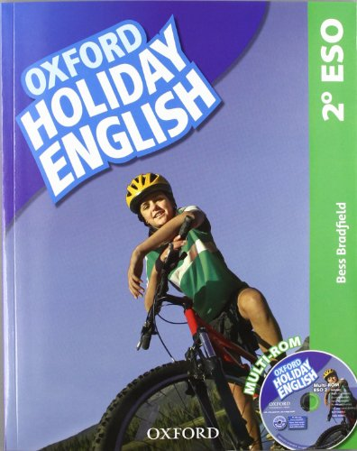 9780194014519: HOLIDAY ENGLISH 2êESO *12*.OXFORD.