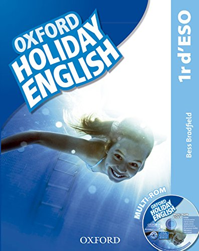 9780194014540: Holiday english 1ºeso stud pack cat 2ed