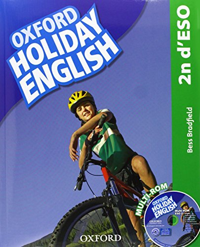 9780194014557: Holiday english 2º ESO stud pack cat 2ed