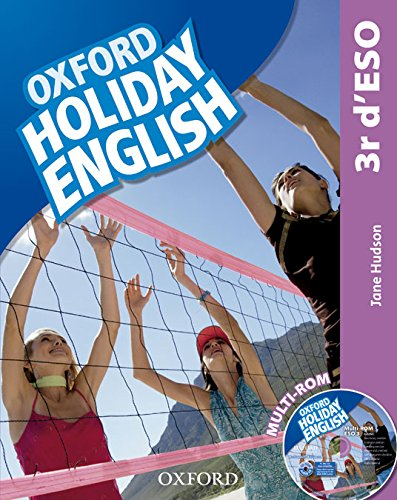 9780194014564: Holiday English 3º ESO: Student's Pack (catalán) 3rd Edition (Holiday English Third Edition) - 9780194014564