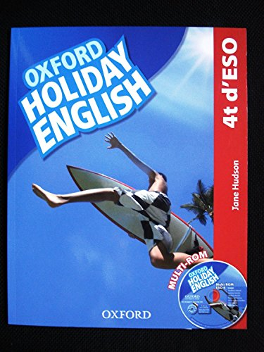 9780194014571: Holiday English 4º ESO: Student's Pack (catalán) 3rd Edition (Holiday English Third Edition) - 9780194014571