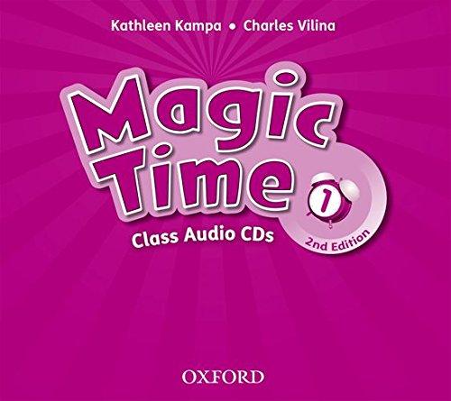 9780194016001: Magic Time: Level 1: Class Audio CD