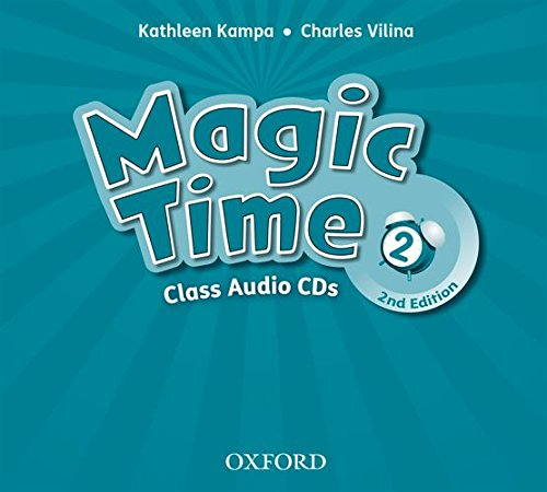 9780194016018: Magic Time: Level 2: Class Audio CD