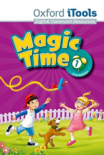 9780194016094: Magic Time: Level 1: iTools