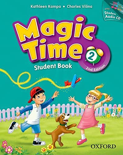 9780194016186: Magic Time: Level 2: Student Book and Audio CD Pack