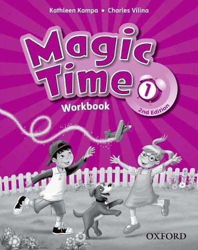 9780194016209: Magic Time 1 Workbook