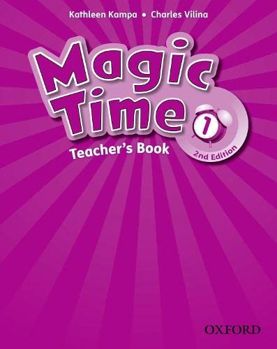 9780194016216: Magic Time: Level 1: Teacher's Book