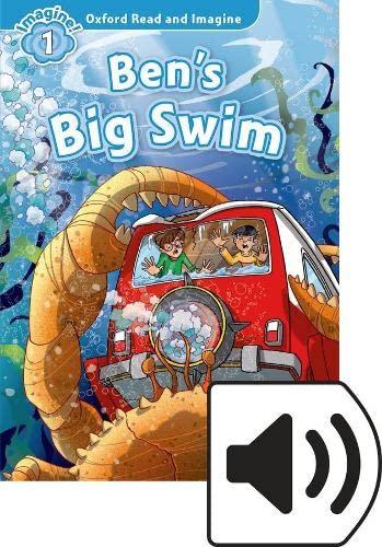 9780194017343: Oxford Read and Imagine 1. Bens Big Swim MP3 Pack