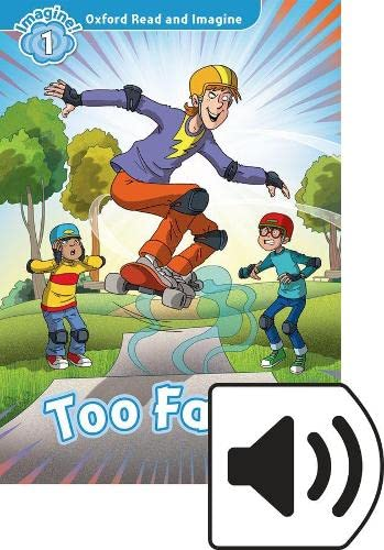 9780194017527: Oxford Read and Imagine 1. Too Fast! MP3 Pack
