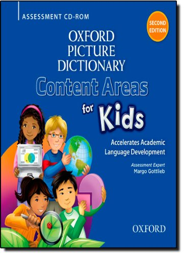 Oxford Picture Dictionary Content Area for Kids