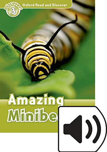 9780194021739: Oxford Read and Discover 3. Amazing Minibeasts MP3 Pack