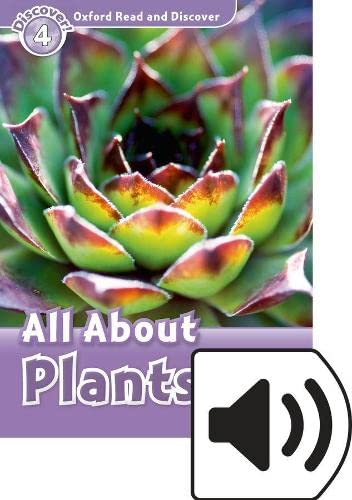 9780194021975: Oxford Read and Discover 4. All About Plants MP3 Pack