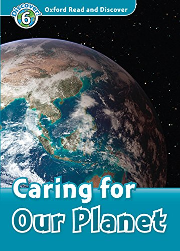 9780194022378: Oxford Read and Discover 6. Caring for our Planet MP3 Pack