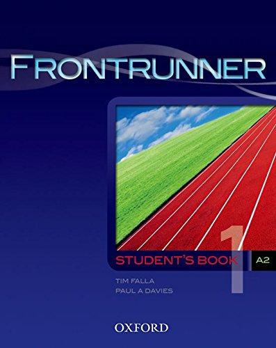 9780194023504: Frontrunner 1 sb with multirom pack