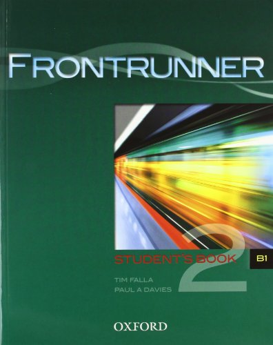 11).frontrunner 2º.eso (student's+multirom): Varios autores