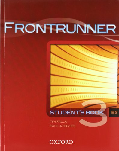 9780194023528: Frontrunner 3: Student's Book with Multi-ROM Pack - 9780194023528