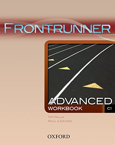 9780194023542: frontrunner-advanced-student-book-with-multirom-pa