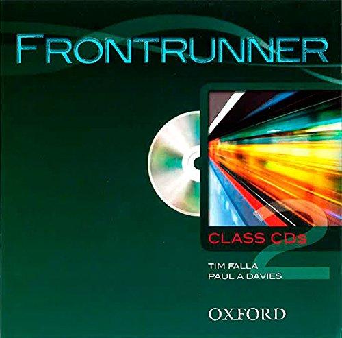 Frontrunner 2ºeso (cd): Vv.Aa