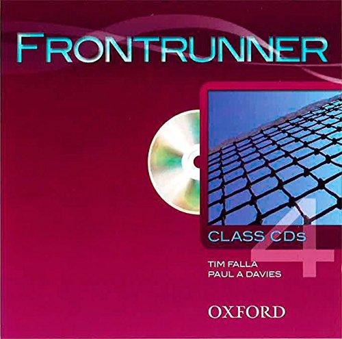 Frontrunner 4 class audio cd (2)