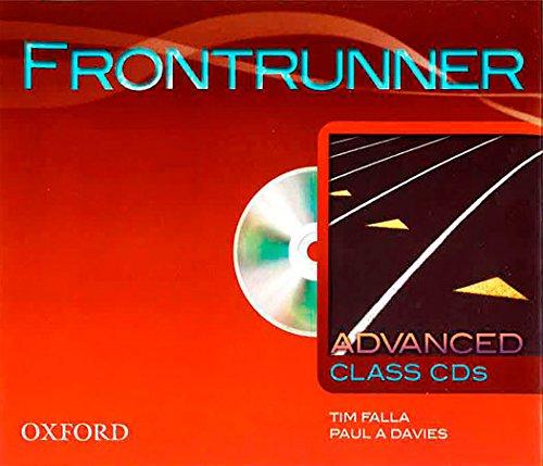 Frontrunner Advanced: Class Audio CD (2): Vv.Aa