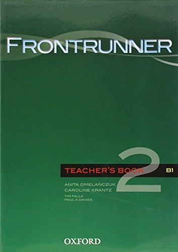 Frontrunner 2ºeso teachers: Vv.Aa