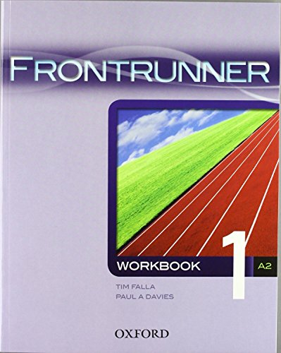 9780194023702: Frontrunner 1: Workbook