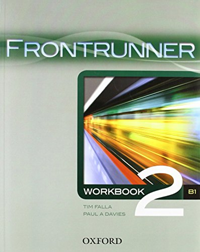 9780194023719: Frontrunner 2: Workbook