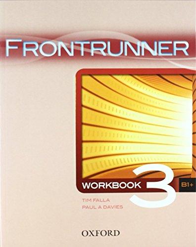 9780194023726: Frontrunner 3: Workbook