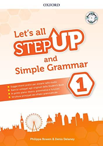 9780194024709: Step up: let's all. Per la Scuola media. Con espansione online [Lingua inglese]: 1