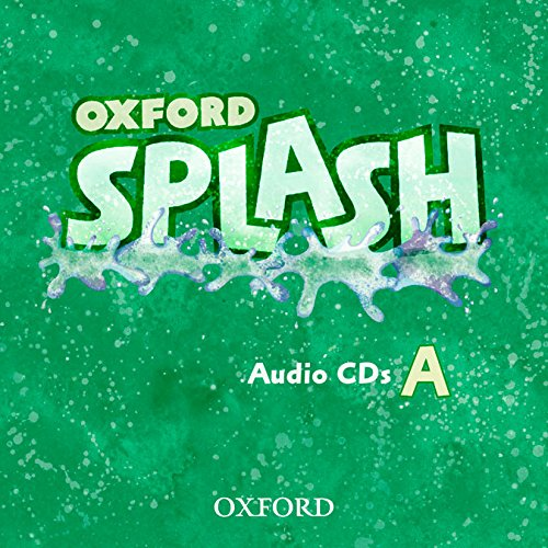 9780194025010: Splash A: Audio CD