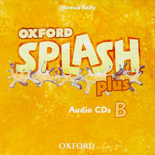 9780194025041: Splash B Plus: Audio CD (Splash Plus)