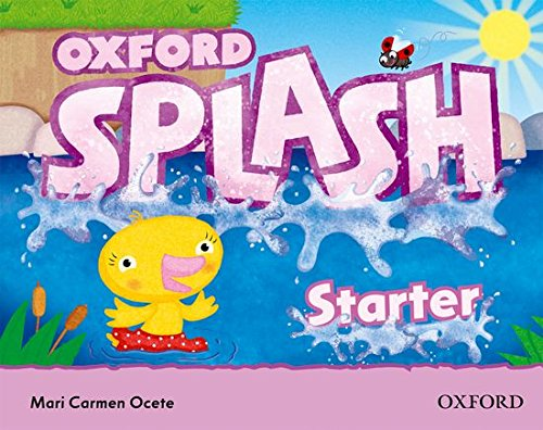 9780194025140: Splash start cb & songs cd pk