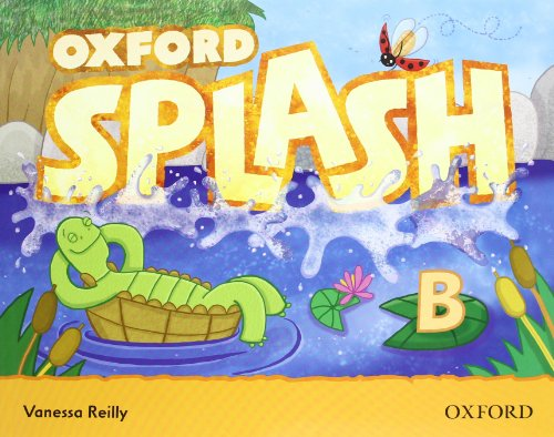 9780194025188: Splash B: Class Book and Songs CD Pack
