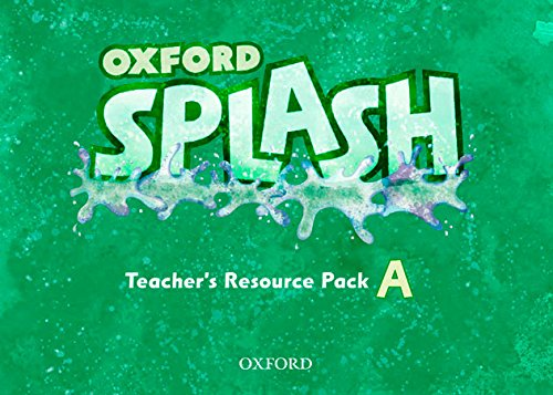 9780194025287: Splash A: Teacher's Resource Pack