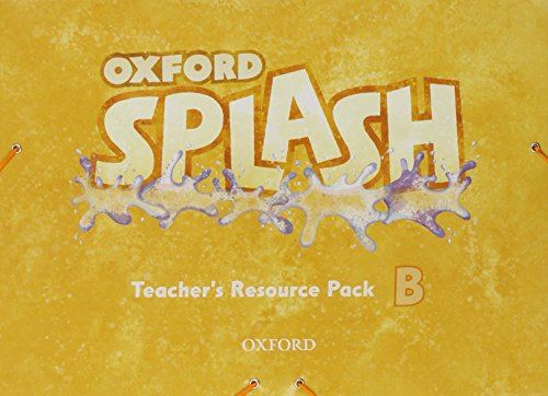 9780194025300: Splash B: Teacher's Resource Pack