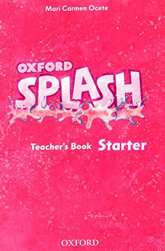 9780194025713: Splash Starter Teacher's Book