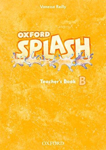 9780194025751: Splash B: Teacher's Book