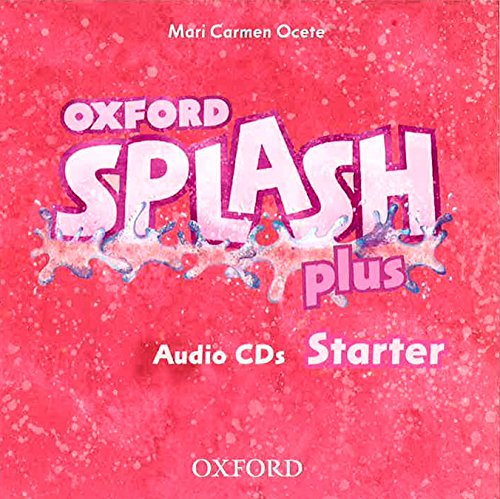 9780194025799: SPLASH START PLUS AUDIO CD