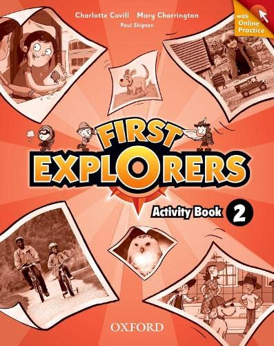 9780194026345: First Explorers: Level 2: Activity Book with Online Practice