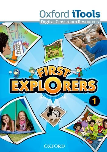 9780194027007: First Explorers: Level 1: iTools