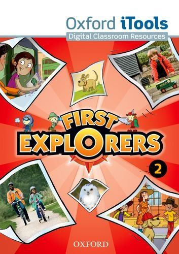 9780194027014: First Explorers: Level 2: iTools